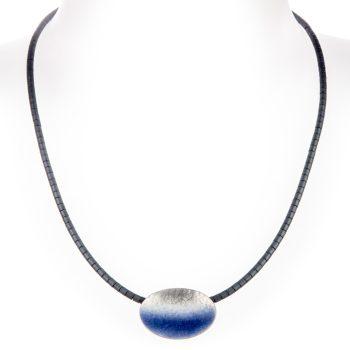 Haematite Bead Necklace by Annabet Wyndham