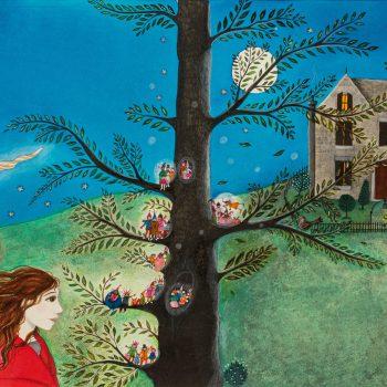 The Fairy Tree by Jane Ray, Mixed media