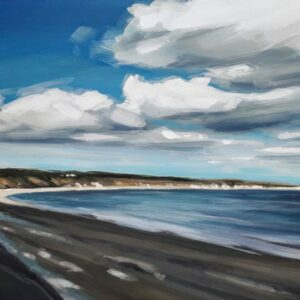 Bridlington to Flamborough artwork