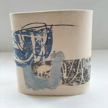 Slip Decorated Stoneware Louise McNiff