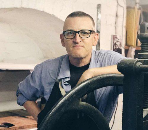 Jason Hicklin Printmaker