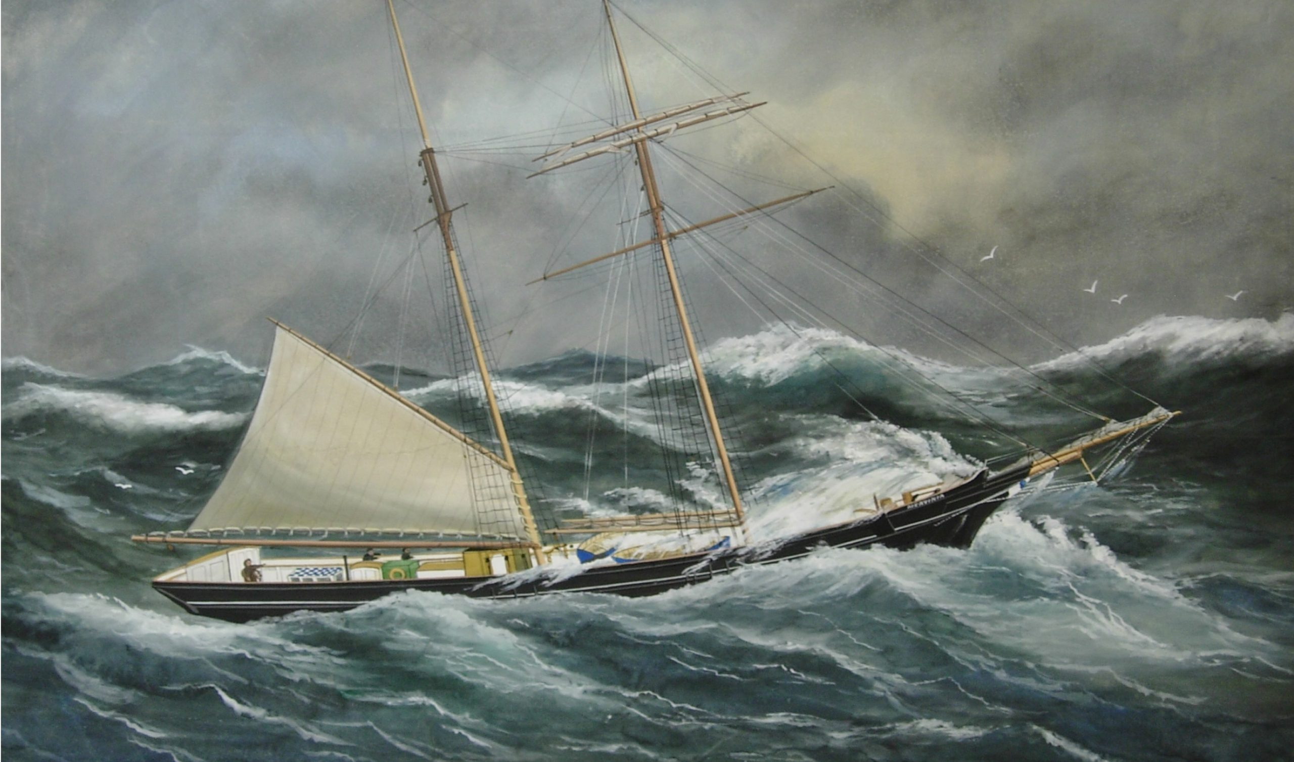 Reuben Chappell - after conservation