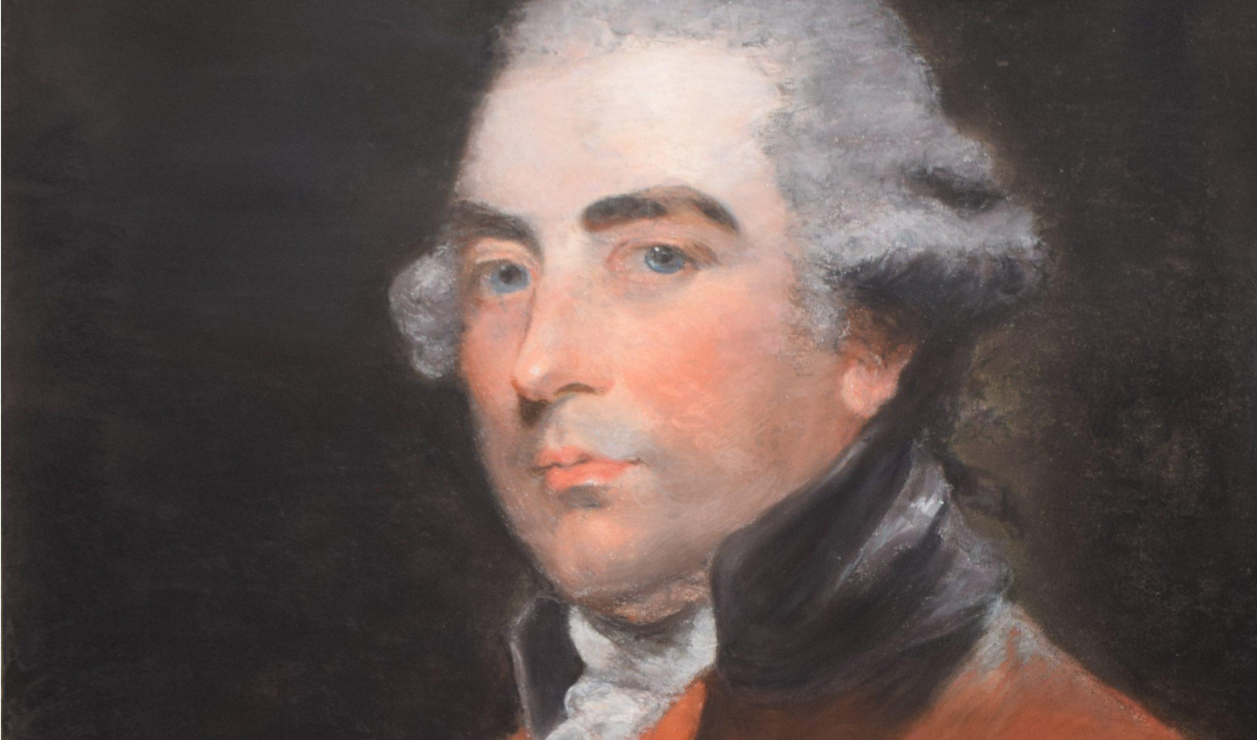 John Frederick Saville, by John Russell c.1800