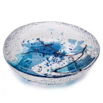 Rock Pool by Elin Isaksson, Glass