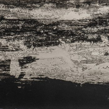 Estuary by Jason Hicklin RE, Etching