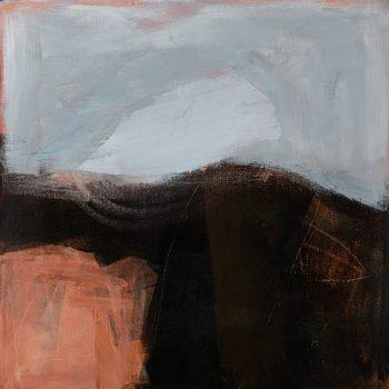 One Cloud Fell by Jill Campbell, Acrylic on canvas