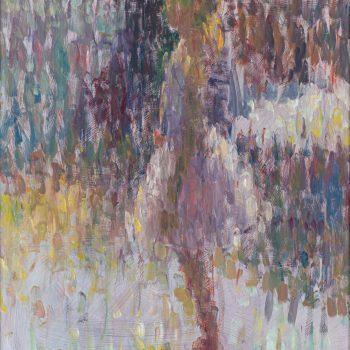 The Ballet Dancer by Andrew Farmer ROI, Oil on panel