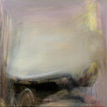 Fell Lights 1 by Jill Campbell, Acrylic on canvas