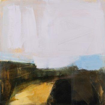 Fell Summer Ground by Jill Campbell, Acrylic on canvas