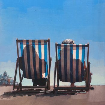 Deckchairs by Andrew Morris