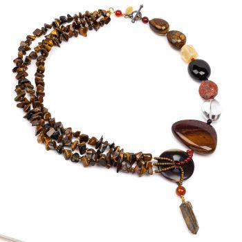 Talisman Ember Necklace by Katherine Bree