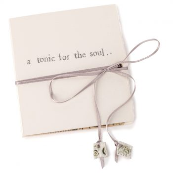 A Tonic for the Soul by Anna Martola, Card