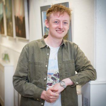 Joshua Beresford at Watermark Gallery Harrogate